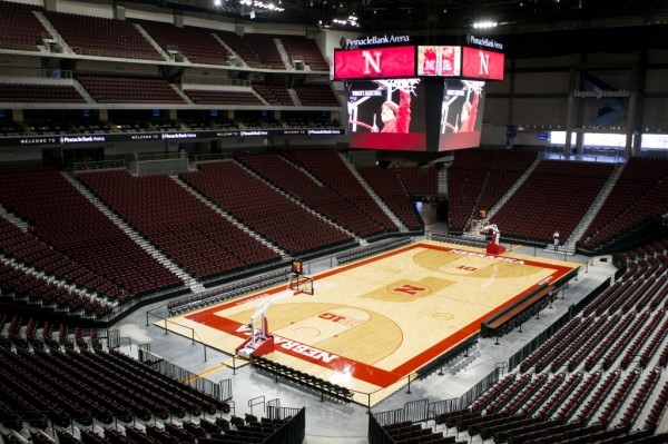 Sparkly new arena and facilities aside, we at the microsite aren't buying Nebraska as a contender this season.