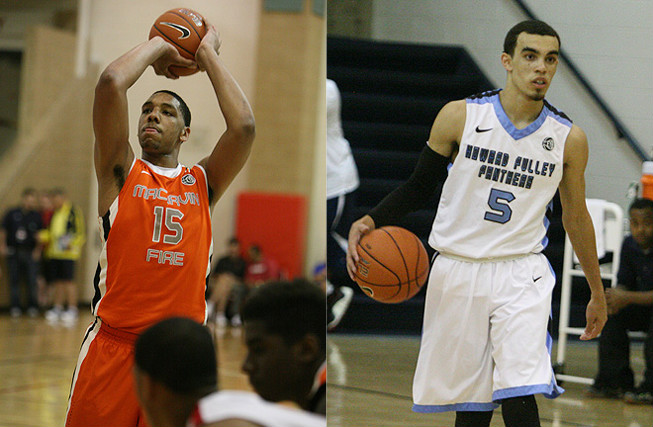 Jahlil Okafor And Tyus Jones Are The Class Of 2014's Prettiest Package; Today We Find Out Where They Will Be Playing Their College Basketball Next Season