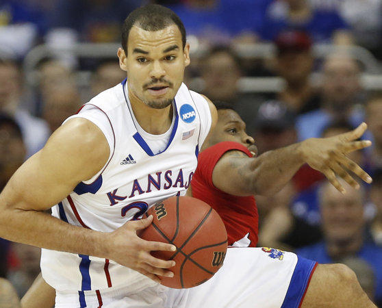 Perry Ellis' Will Find Himself With A Vastly Expanded Role For The Jayhawks In 2013-14