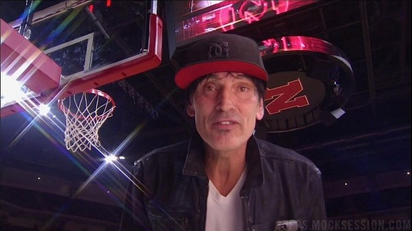 Former Nebraska Student Tommy Lee Performed at the Opening of the Pinnacle Bank Arena