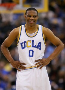 """Can We Just Go Ahead And Call The Biggest Pac-12 Breakout Player The """"Westbrook""""? (Lisa Blumenfeld, Getty Images)"""