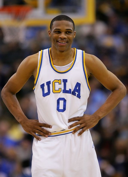 "Can We Just Go Ahead And Call The Biggest Pac-12 Breakout Player The ""Westbrook""? (Lisa Blumenfeld, Getty Images)"