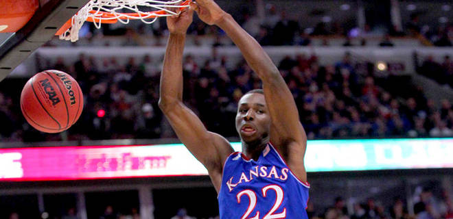 Andrew Wiggins Leads Kansas To The Bahamas This Week.