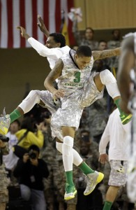 The West Coast's Transfer U Has Quickly Adapted To Its Talented Newcomers (credit: Lee Jim-man)