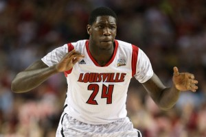 Did Saturday's loss to Kentucky reveal major problems in Louisville's frontcourt? (Getty Images).