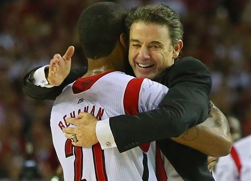 WDRB.com Last season, Chane Behanan and Rick Pitino celebrated a national title. On Monday, Pitino announced the forward has been dimissed from the team.