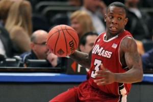 What's new? UMass standout Chaz Williams is having another great season. (AP)