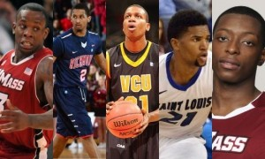 The RTC pre-A10 first team consists on a eclectic group of standouts.