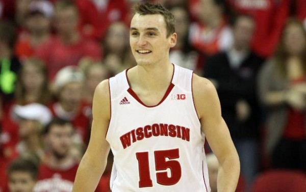 Sam Dekker and the Wisconsin Badgers have a favorable Big Ten schedule ahead of them this season.