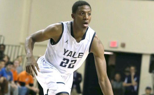 Sophomore forward Justin Sears has established himself as one of the best players in the league. (Yale Athletics)
