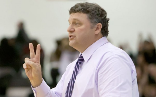 Greg Kampe and the Grizzlies face a gauntlet schedule.