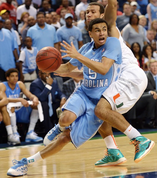 Can Marcus Paige continue his hot streak against Texas on Wednesday? (Scott Muthersbaugh / The Times News)