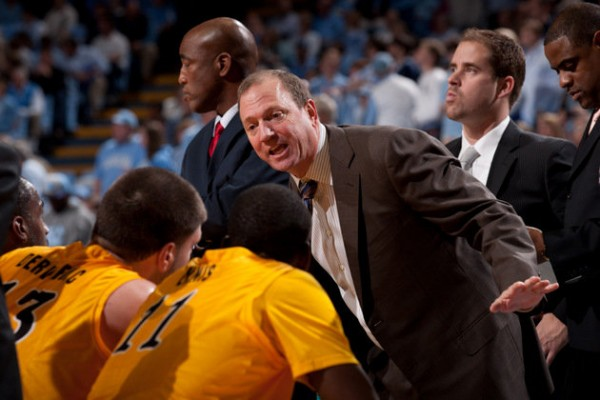 Dan Monson has scheduled tough since his Gonzaga days. (Getty Images)