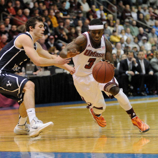 Senior guard Chaz Williams is living up to his preseason all-conference accolades (umassathletics.com)
