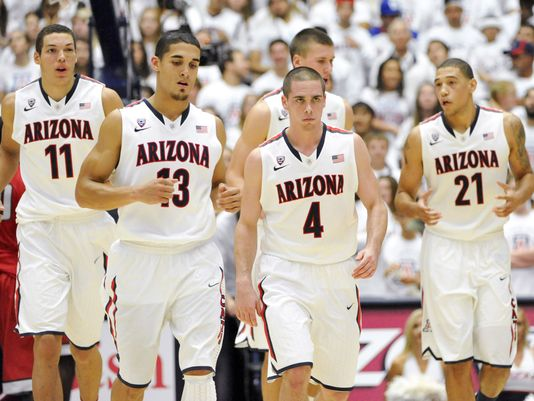 In The First Month, Arizona Has Solidified Its Reputation As The Pac-12 Favorites (Casey Sapio, USA Today Sports)