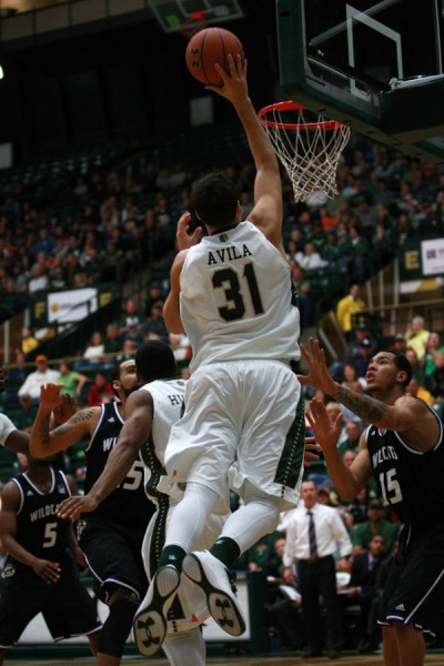 J.J. Avila Has Exceeded Expectations For Colorado State, Displaying A Versatile Game (Dan Byers)