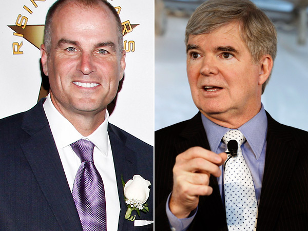 Jay Bilas and Mark Emmert Traded Barbs Yesterday