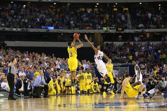 Trey Burke's Last-Gasp Sweet-16 Heroics Will Surely Be One Of 2013's Prevailing Memories
