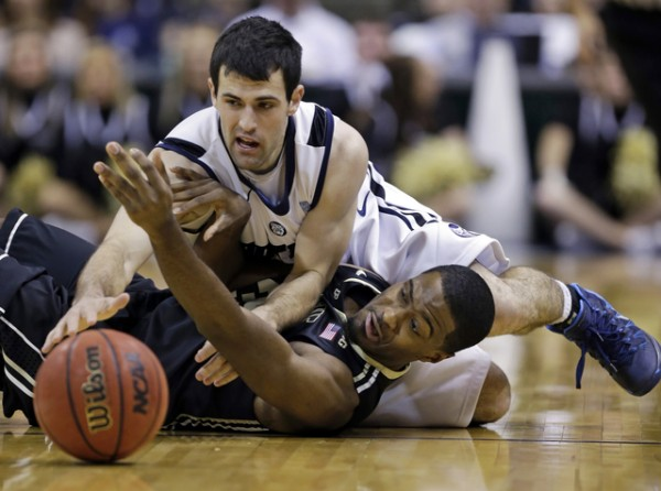 Alex Barlow and Butler Are Better Than Many Projected (AP Photo/Michael Conroy)