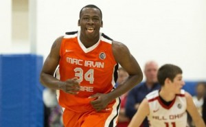 Don't sleep on Cliff Alexander, who is making a name for himself.