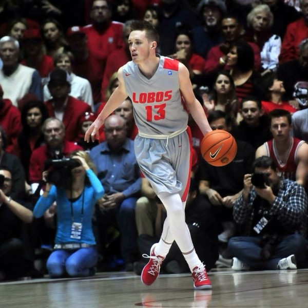 With Hugh Greenwood Laid Up, Cullen Neal Is Taking On A Bigger Role With the Lobos