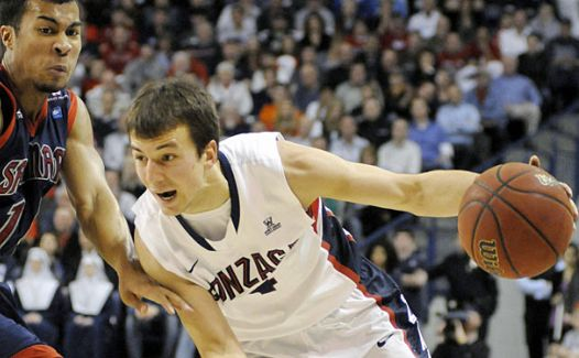Kevin Pangos And The Zags Can Score The Basketball (Just Ask West Virginia), But Will That Offensive Efficiency Finally Equate To March Success? (AP)