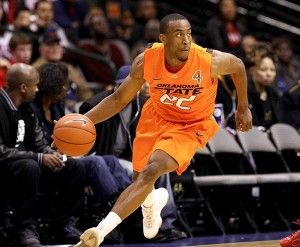 Markel Brown -- Not Marcus Smart -- Took Center Stage For The Cowboys On Saturday Night