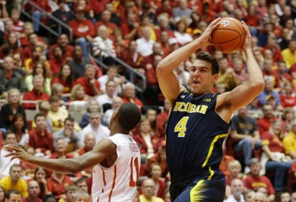 Michigan And Mitch McGary Will Attempt To Reassert Themselves At Cameron Indoor On Tuesday Night