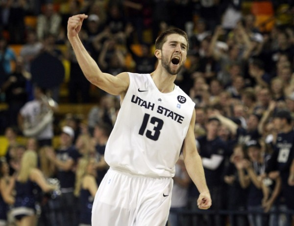 Preston Medlin And Utah State Don't Have A Lot To Cheer About After Dropping A Home Game to Pacific (Rick Egan, Salt Lake Tribune)