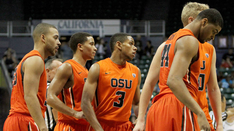 9eb8a3d9846 Oregon State's Uniforms Were Re-Branded By Nike Last Spring (credit: Oregon  State
