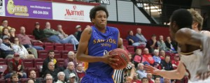 Rashad Muhammad Is Clearly a Talented Scorer (San Jose State Athletics)