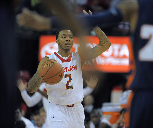 Roddy Peters has been a bright spot for a disappointing Maryland team.