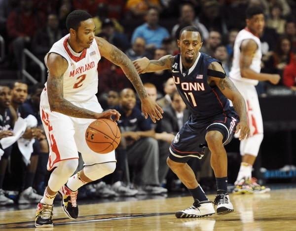 Roddy Peters will be a great player at Maryland. (Maddie Meyer/Getty Images North America)