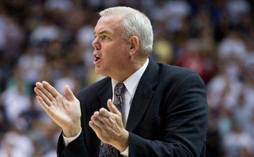 Dave Rose and BYU bullied their way through a tough non-conference slate. (BYU Athletics)