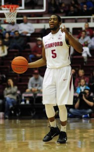 Junior Guard Chasson Randle Modeling The Worst Pac-12 Uniform This Season (credit: Uniform Critics)