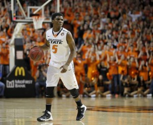 Mere months after arriving in Stillwater, Stevie Clark is finished at Oklahoma State.