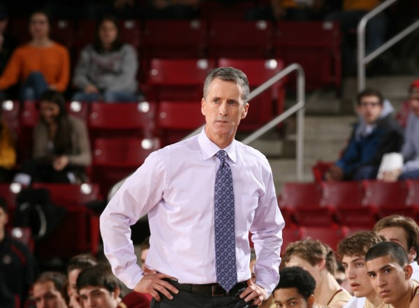 Steve Donahue's team is struggling defensively, but better than its record. (Boston College Athletics)