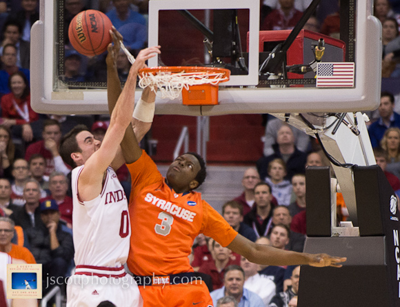 Indiana and Syracuse Match Up Again, This Time at the Dome