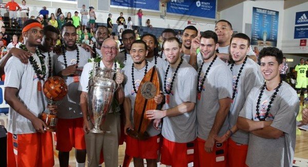 Syracuse Wins EA Maui Invitational for the Third Time. (Photo: mauiinvitational.com)