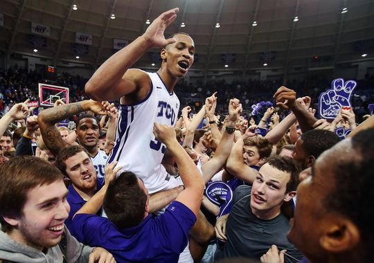 TCU Shocked the World on a Random February Wednesday Night