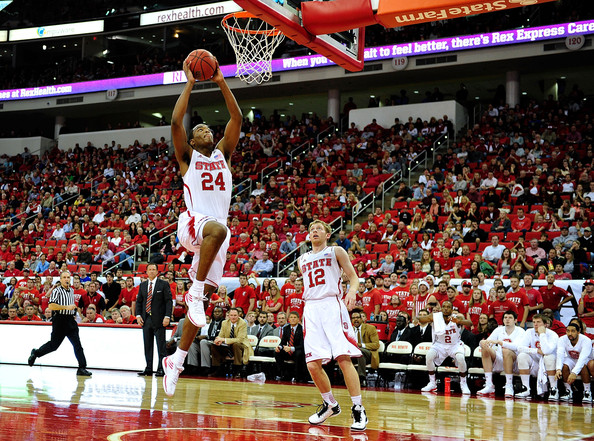 T.J. Warren skies for an emphatic two points (photo: Grant Halverson/Getty Images)
