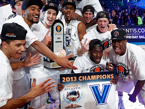 Villanova's Performance in the Bahamas Warrants a Winner This Week