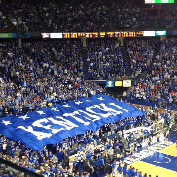 John Calipari Moved to 78-2 at Rupp Arena With a Win Over Louisville.