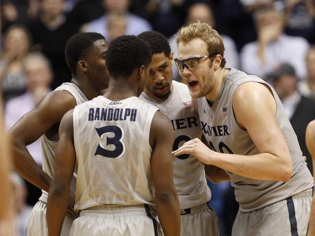 Xavier heads into conference play after an impressive start (Frank Victores/USA Today)