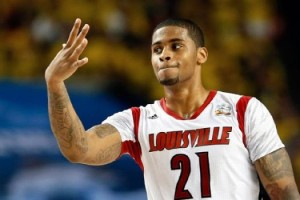 Chane Behanan's Sudden Departure Doesn't Bode Well For Louisville Going Forward. (Getty)