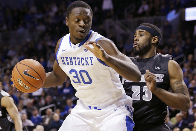 Julius Randle has been as advertised this season (sportsillustrated.cnn.com).