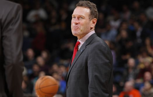 Dan Majerle is now making his mark in the coaching world. (Getty)