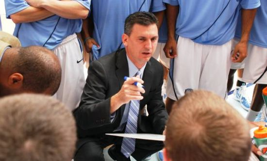 Kyle Smith and Columbia are the early surprises this season. (Columbia Athletics)