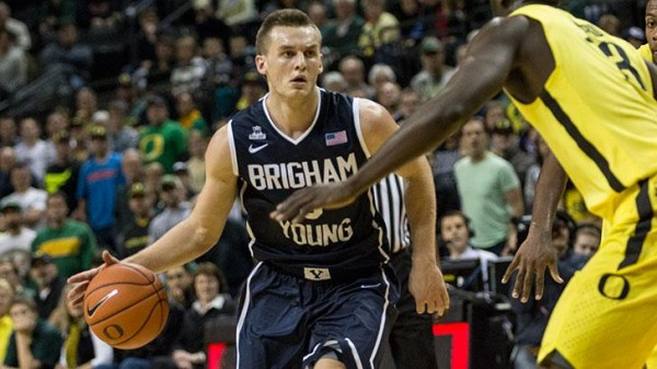 Kyle Collingsworth and his fellow BYU Cougars need to get back on track after opening WCC play with consecutive losses