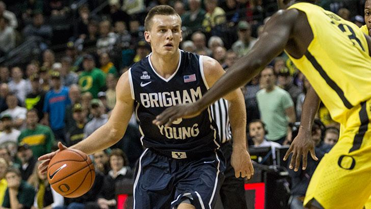BYU is inching closer to an NCAA Tournament bid.